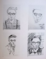 Autoritratti 1964 - 1965