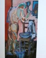 Giovane che si lava (1947)