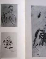 Ritratto di donna (1941) - Ragazzo con fiore (1942) - Ragazzo con strumento musicale (1943) - Rose grandi e rose piccole (1943) - Bambino (1943)