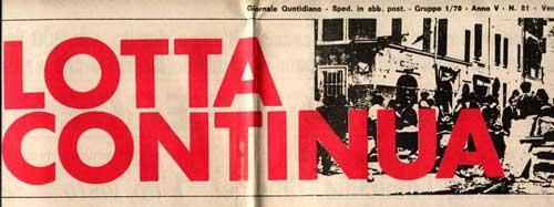 """Dibattito sulla morte di Pier Paolo Pasolini, in """"Lotta continua"""", Anno IV, n. 247, sabato 8 novembre 1975 / n. 250, mercoledì 12 novembre 1975"""