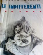 Copertina della prima edizione con illustrazione di Ubaldo Cosimo Veneziani