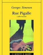 """Locandina del film di Stany Cordier """"Maigret dirige l'enquete"""" (1956, particolare)"""