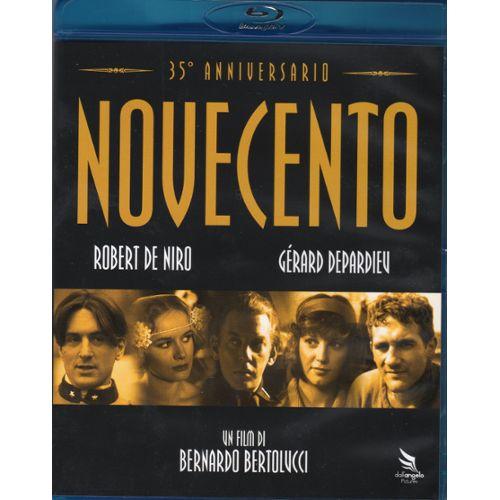 """Novecento (1976) di Bernardo Bertolucci – Edizione Blu-ray del 35°anniversario. (Con la sceneggiatura integrale di """"Novecento"""" illustrata dai fotogrammi di tutte le scene del film)"""