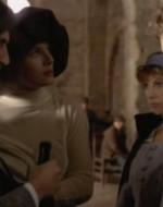 Olmo e Anita si avvicinano all'altra coppia. Alfredo presenta Olmo e Anita ad Ada. Le due ragazze si seggono. Anita sembra essere molto protettiva nei riguardi di Ada.