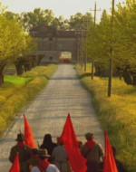 I partigiani stanno arrivando alla Corte dei Dalcò.