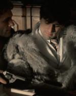 """ALFREDO: Come è morto? // OLMO: Nella stalla. Ha detto: """"Ho le gambe molli, come se stessi sognando"""". Non ha mica sofferto, sai. // ALFREDO: Nella stalla. Sembra un vizio di famiglia. //  OLMO: Sono sei mesi che sei via. Ci sono cose che tu non sai. Manda via Attila, Alfredo, sei ancora in tempo. // ALFREDO: Non servirebbe a niente. Tu non hai visto com'è l'Italia, com'è cambiata. // OLMO: Anche qui tutto è cambiato, a cominciare da me. E anche tu! Sei tu che comandi adesso, per Dio! Sei tu il padrone! // ALFREDO: Il tuo padrone, allora."""