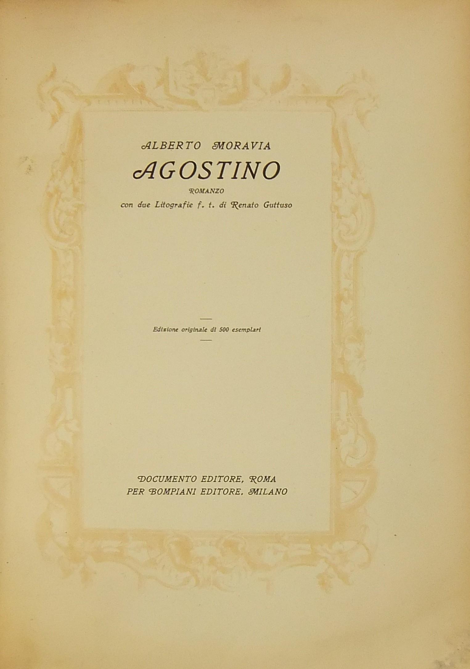 L' eros di Moravia in due litografie di Guttuso