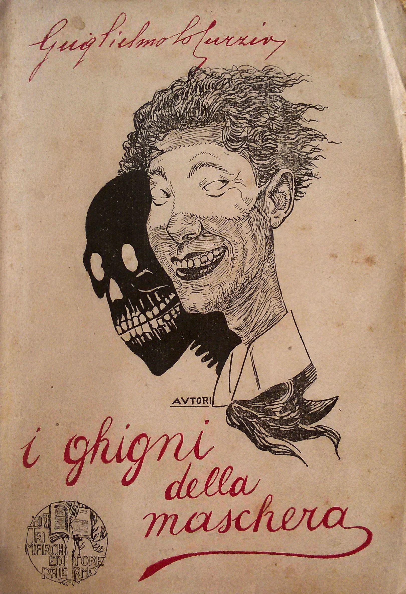 Il poeta Lo Curzio premiato da Pirandello