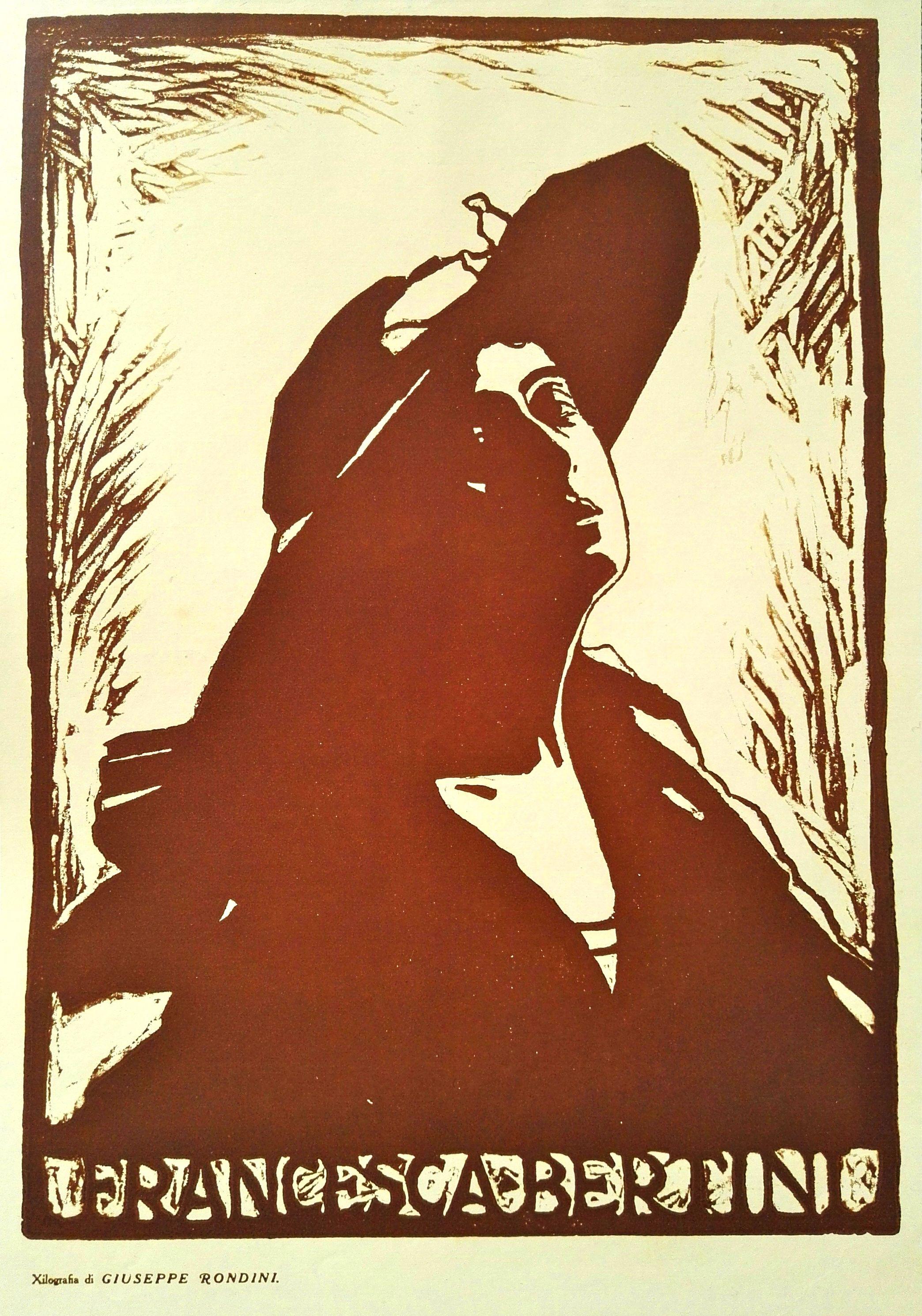 Rondini, l'illustratore che ritrasse la diva