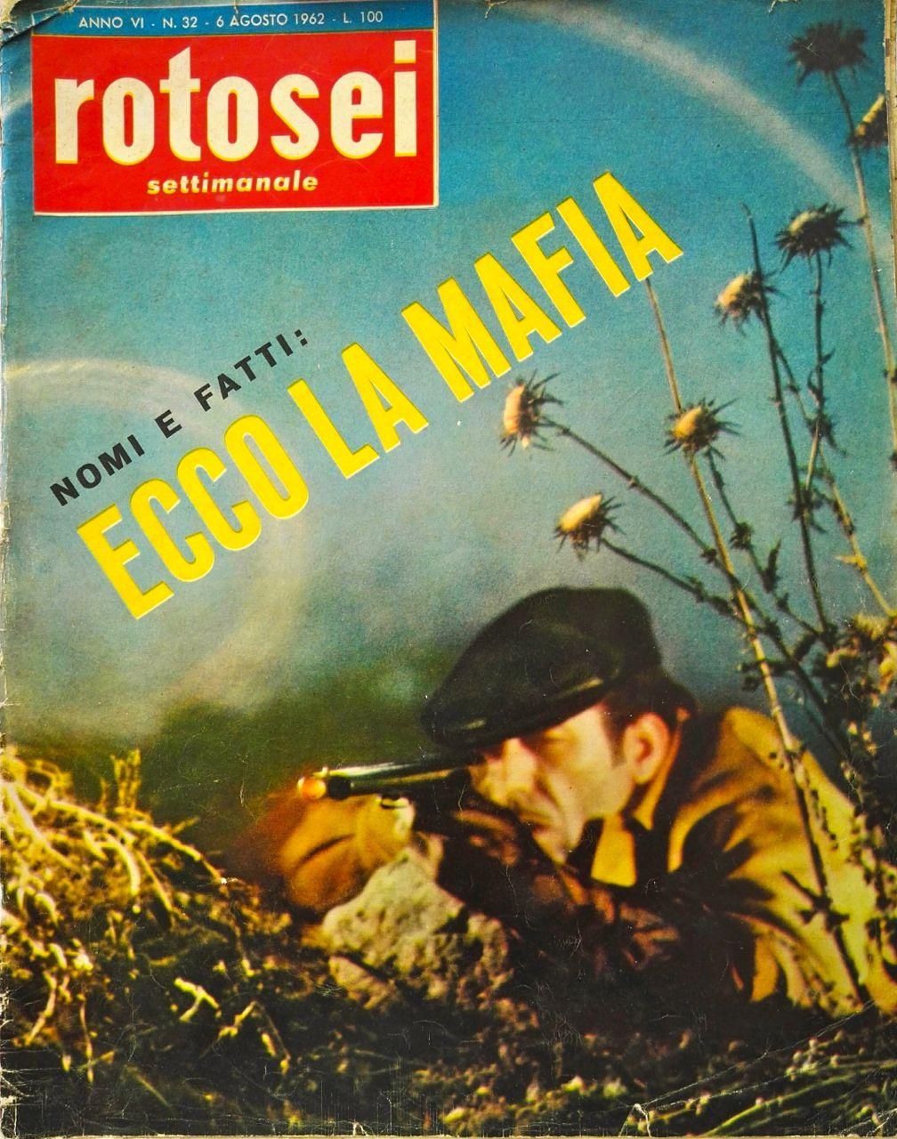 Quel reportage di Fusco sulla mafia anni Sessanta