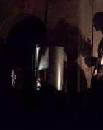 Giuseppe Tarantino (Macbeth), Aurora Falcone (Strega/Lady Macbeth), Ambra Maniscalco (Strega)                          ©fortyonepictures