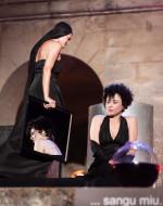 Ambra Maniscalco                (Strega)                                   e                                               Aurora Falcone                  (Strega/Lady Macbeth)          ©fortyonepictures