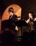 Aurora Falcone                     (Strega/Lady Macbeth)          e                                               Serena Barone                 (Strega)                               ©fortyonepictures