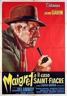 Maigret burbero e campagnolo rivive al cinema De Seta